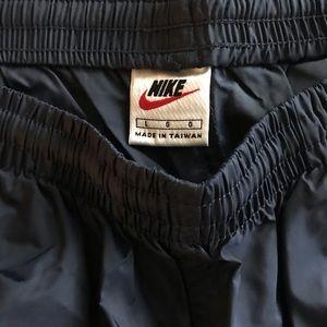 Nike Pants - Vintage Nike Men's Windbreaker Sweatpants Joggers
